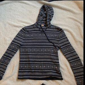 Winter Hollister hoodie